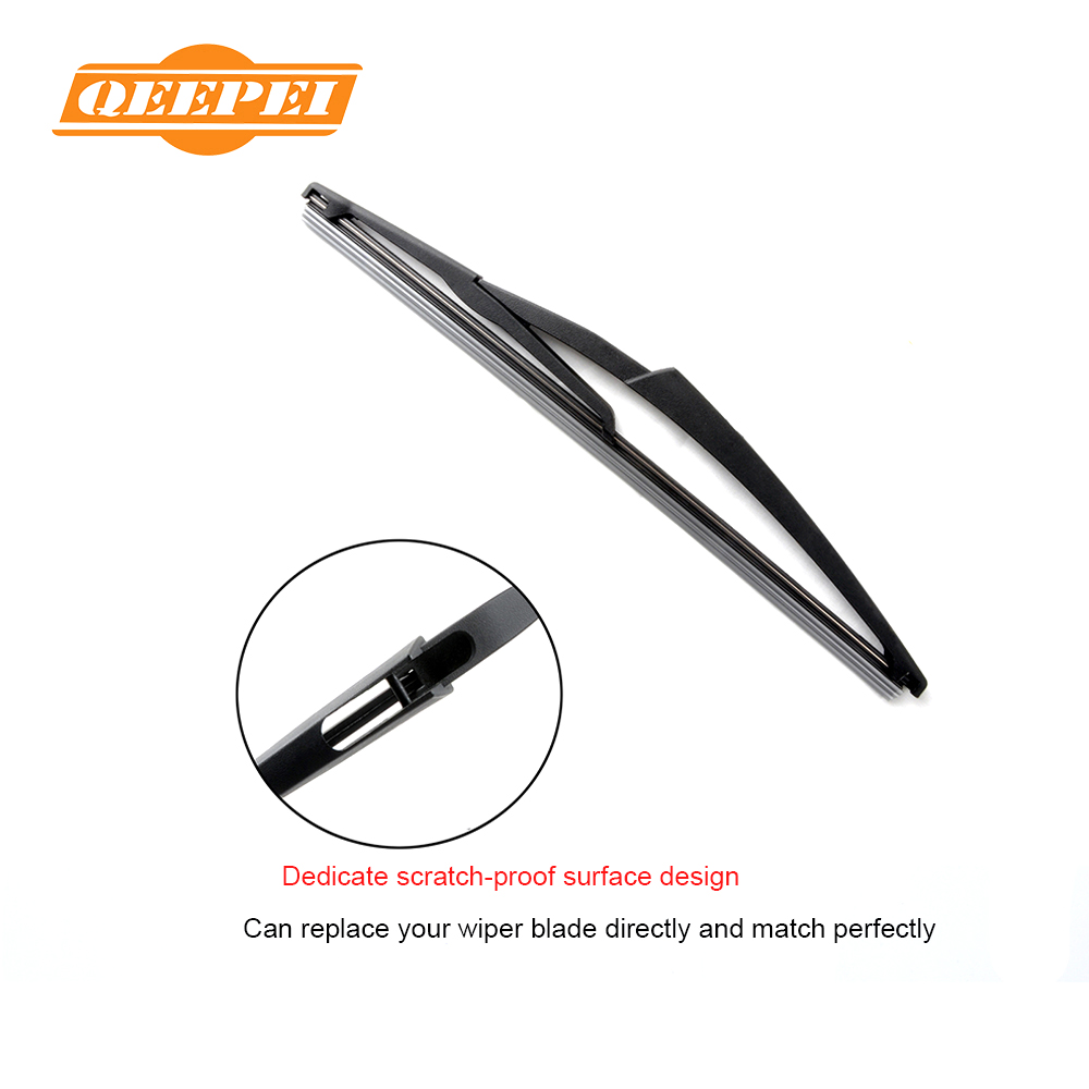 QEEPEI RMB01-2A Best window wiper blade Windshield Rear
